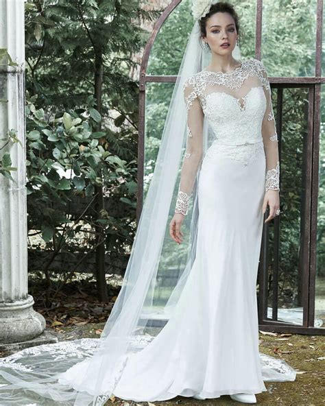 45 best wedding dress and gowns 45 of the most stunning long sleeve wedding dresses