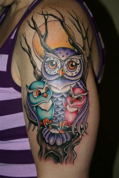 baby owl tattoo designs 20 owl tattoos designs tattoos beautiful