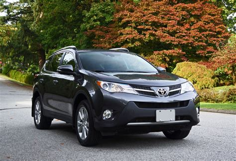 2015 Toyota Rav4 Reviews 2015 Toyota Rav4 Awd Limited Road Test Review Carcostcanada