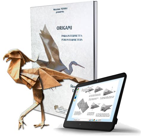 Free Origami Book - 1 origami for interpretes e book