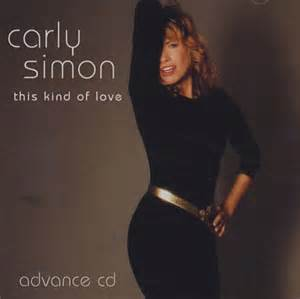 carly simon bedroom tapes carly simon this kind of love usa promo cd r acetate 433915