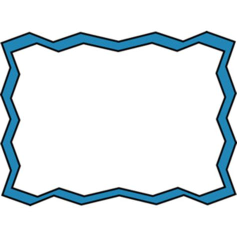 outline of zigzag pattern zig zag clipart clipart best