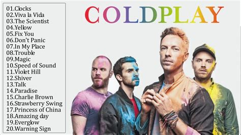 best coldplay coldplay best songs coldplay greatest hits playlist 2017