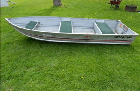 aluminum fishing boat ontario ideas for mounting and storage in 12 aluminum boat