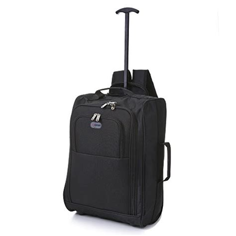 5 Cities Hand Luggage Cabin Bundle Sets, Trolley Bags