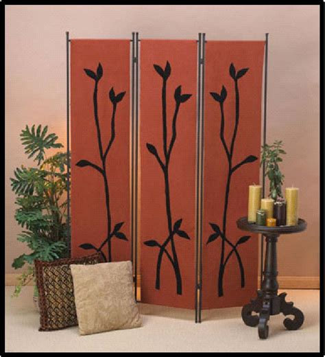 Make Your Own Room Divider Style ? Decor Trends : Make Your Own Room Divider Stylish