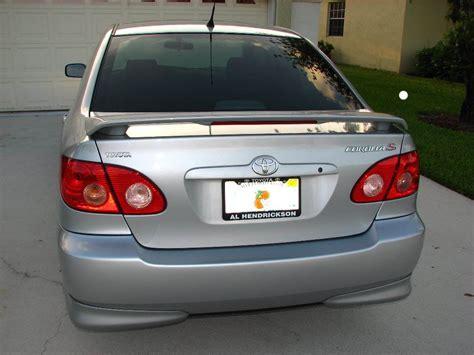 Toyota Corolla 2005 For Sale Toyota Corolla S 2005 For Sale Broward County Fl