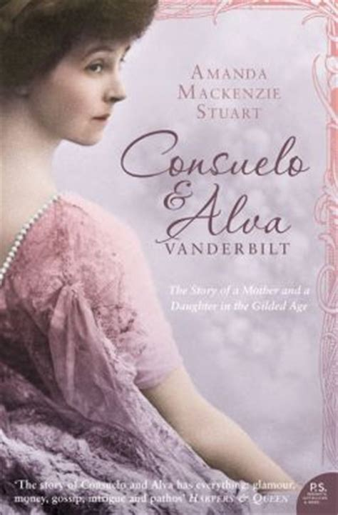 of a mackenzie family novellabooks consuelo and alva vanderbilt the story of a and a