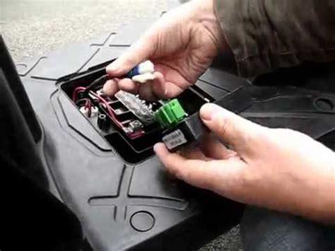 cutting kymco agility cc cdi youtube