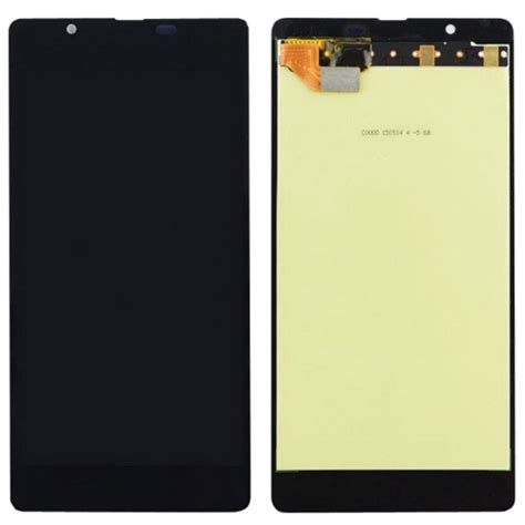 Microsoft Nokia Lumia 540 Lcd Display With Touch Screen With Frame high quality lcd display touch screen digitizer assembly