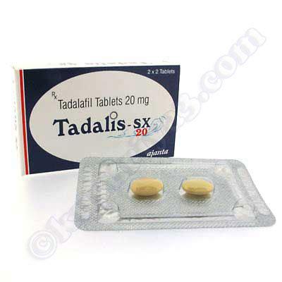 タダリス sx タダラフィル 20 mg tadalis sx tadalafil 20mg 4