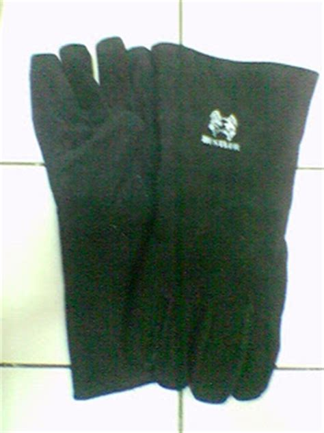 Sarung Tangan Untuk Las smaw perlengkapan keselamatan kerja