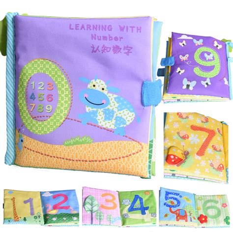 Whittington Read It Yourself Learning Book baby learning education toys reading cloth books baby toys