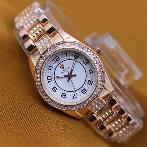 Jam Tangan Cewek Wanita Rolex Datejust Silver Premium jual jam tangan wanita rolex c 09110 harga murah
