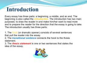 Well Written Essay Introduction by Essay Writing Power Point 1