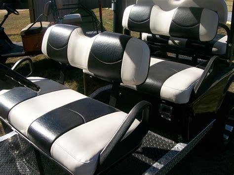 golf cart upholstery  images custom seat upholstery  ckd golf carts golf cart