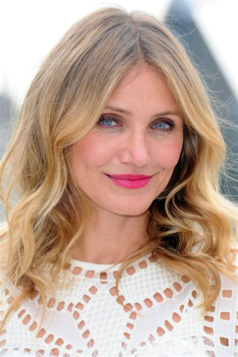 haircuts for obese with chins la boda sorpresa de cameron diaz vogue