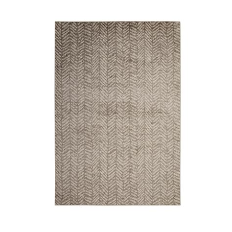 sams international rugs sams international sonoma cordelia brown ivory 5 ft 3 in x 7 ft 6 in area rug 7300