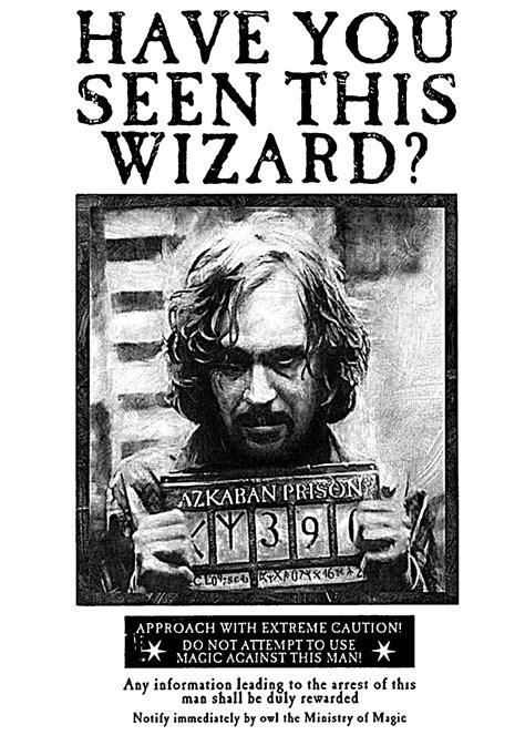 Collection et Créations Harry Potter: Affiches Wanted à