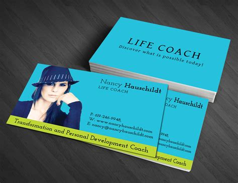 business cards templates coaching coach business cards business card design for nancy