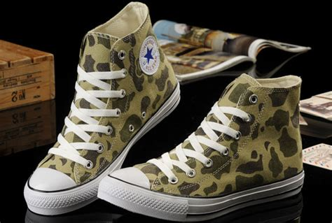 army converse sneakers 2013 converse summer nicolas cage soul camouflage army