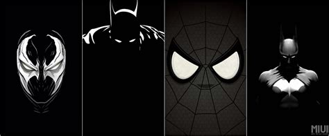 dark wallpaper collection turn your phone into a superhero with this dark wallpaper