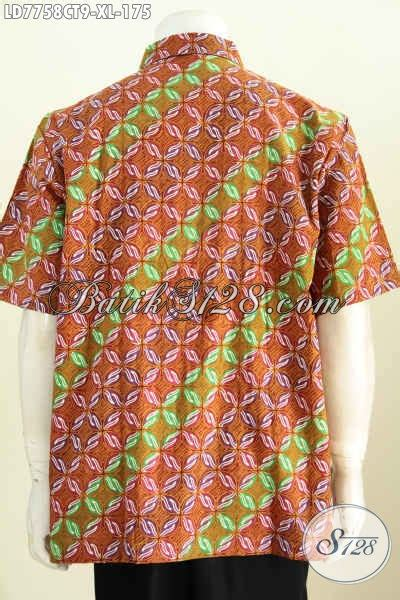 Hem Kemeja Batik Pekalongan Lengan Panjang Cap Pria 1 baju hem batik di jual 28 images baju hem batik motif