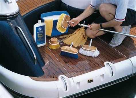 on a boat clean how to prepare your boat for this winter the