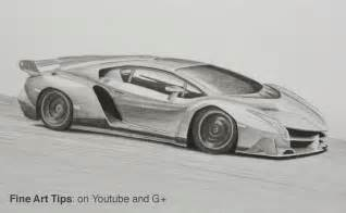 How To Draw A Lamborghini Veneno Step By Step How To Draw A Lamborghini Veneno