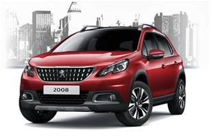 Peugeot 2008 Engine The All New Peugeot 2008 1 6e Hdi 92 5d