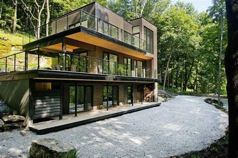 house design hill area perfect forest house ideas heaven for nature lover