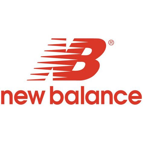athletic shoe logo new balance logo