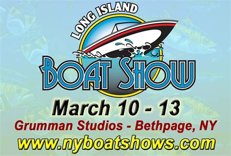 boat show long island the annual long island boat show is moving to grumman