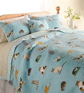 king kitten caboodle quilted bedding set quilts quilt sets
