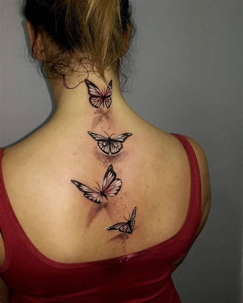 tattoo tattoos butterflytattoo ink backtattoo