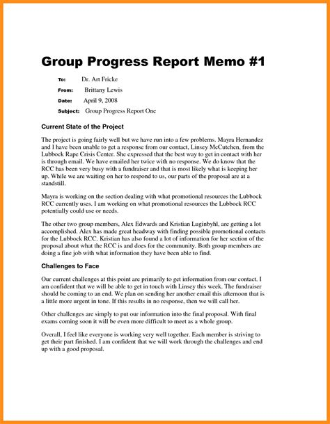 Progress Report Technical Writing Exle progress report technical writing exle bamboodownunder
