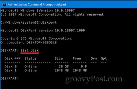 diskpart format command help how to format local disks usb storage and sd cards using