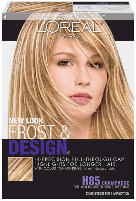 hair color remover cvs l oreal design highlights cvs