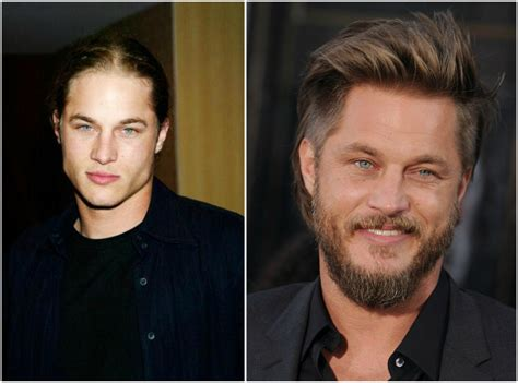 travis fimmel s height weight he is used to healthy food