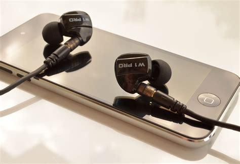 Harga Ear Monitor W1 Pro qkz w1 pro in ear sport headphone reviews headphone