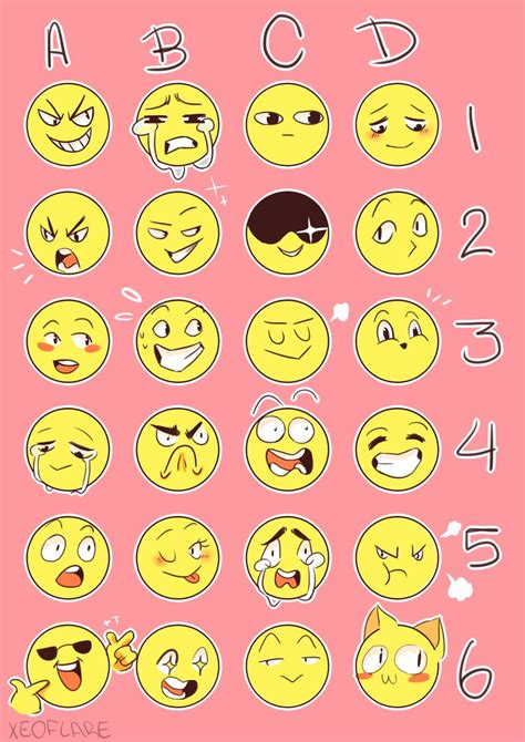 expressions meme expression meme ych commishes