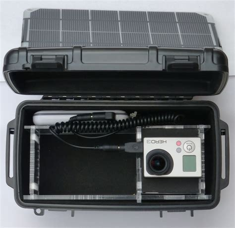 gopro solar charger timelapse with gopro voltaic solar