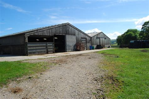 modern cattle sheds at low birkwith 169 haynes