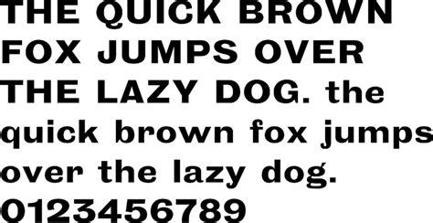 bureau grot wide bold premium font buy