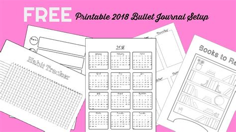 the 2018 author s journal your comprehensive guide to a wildly successful year of authorship comprehensive planners for creatives and entrepreneurs volume 1 books 2018 bullet journal setup free printable the planner