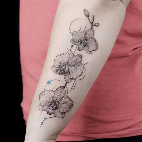 50 orchid tattoo ideas nenuno creative