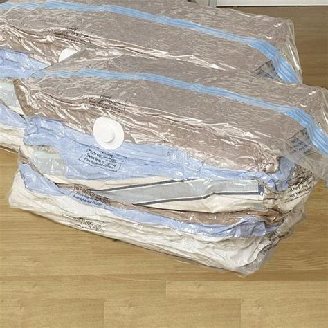 Vacuum Packs For Duvets vacuum pack clear jumbo king size duvet vac pack