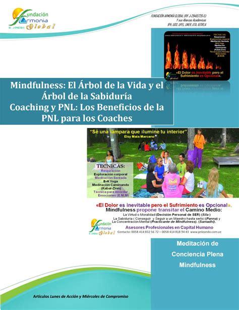 mindfulness en la vida 1articulo mindfulness coaching y pnl by elsy mata issuu