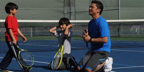 usta sectionals juega tenis