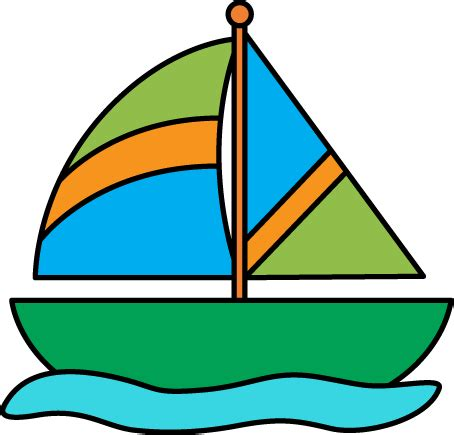 boat in clipart sailboat in water clip art sailboat in water image